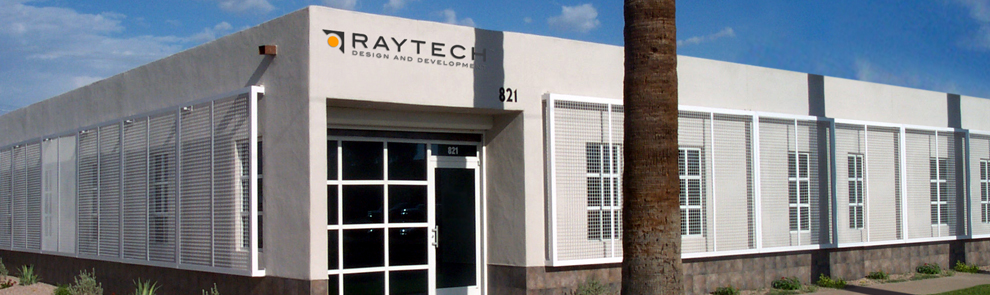 Raytech Corporation Product Design and Development